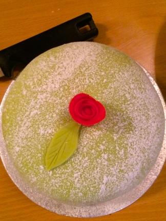 Tårta kickoff Vego Eco