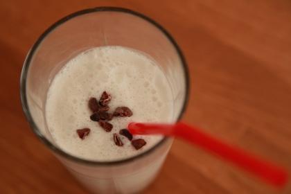Vaniljshake kakaonibs Vego Eco