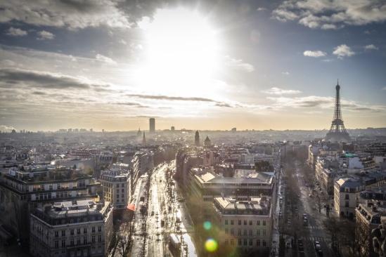 Paris sun Vego Eco.com