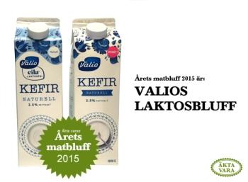 Årets matbluff 2015 Kefir
