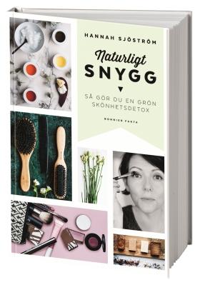 Bokomslag Naturligt snygg av Hanna Sjöström